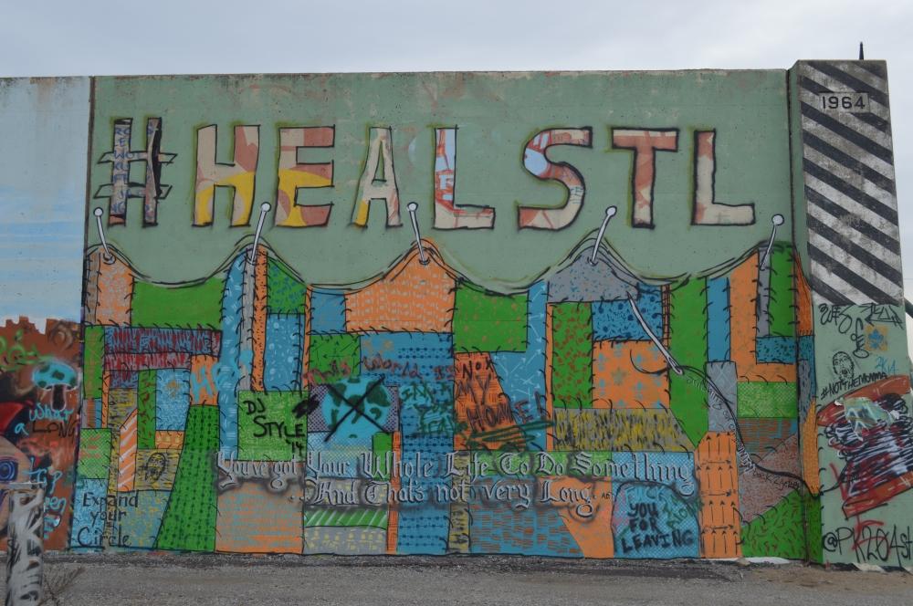 #HealSTL