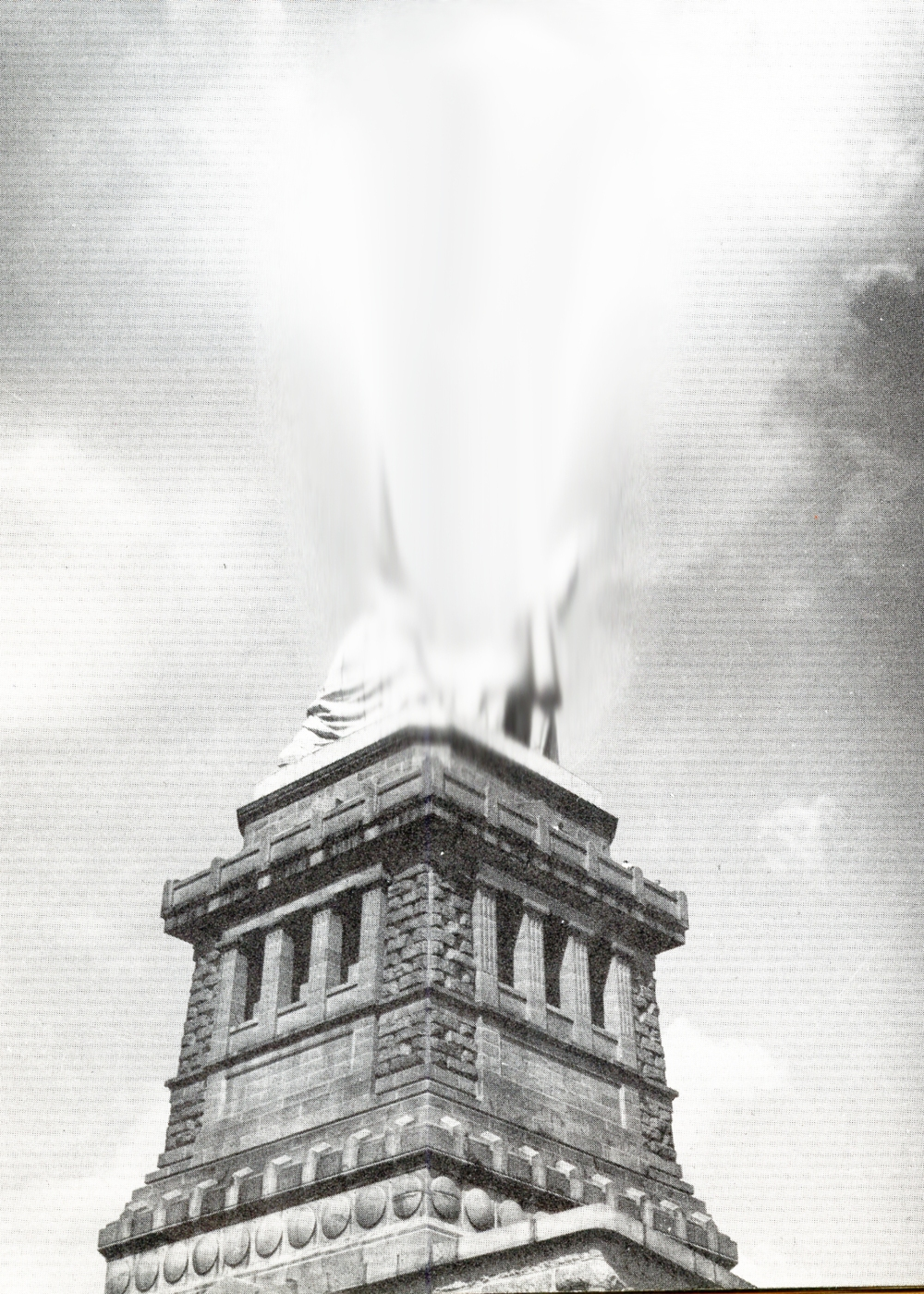 Ghost of Liberty.Carmon Colangelo